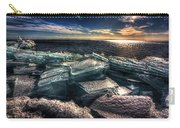 Plate Ice Brighton Beach Duluth Carry-all Pouch