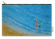 Play At The Beach Carry-all Pouch