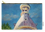 Play Of Light - University Of Tampa Carry-all Pouch