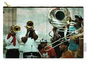 Play That Trumpet Carry-all Pouch