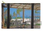 Playa Blanca Restaurant Bar Area Punta Cana Dominican Republic Carry-all Pouch