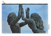 Playa Del Carmen Statue Carry-all Pouch