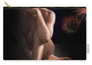 Chynna African American Nude Girl In Sexy Sensual Photograph And In Color 4774.02 Carry-all Pouch