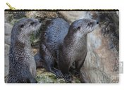 Playful Buddies Carry-all Pouch
