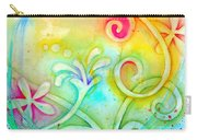 Playful Fancy Carry-all Pouch