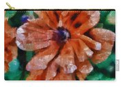 Playful Poppies 1 Carry-all Pouch