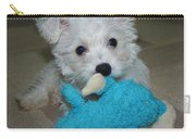 Playful Puppy Carry-all Pouch