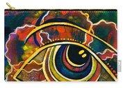 Playful Spirit Eye Carry-all Pouch