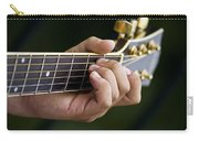 Playing Guitar Carry-all Pouch