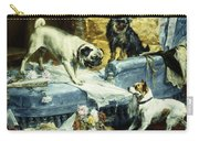 Playing Havoc Carry-all Pouch by Charles van den Evcken