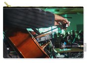 Playing The Cello  Carry-all Pouch