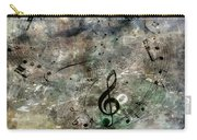 Playing Your Song Carry-all Pouch