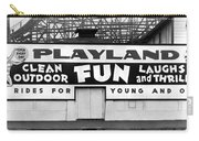 Playland At The Beach Carry-all Pouch