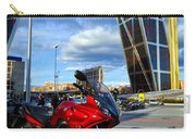 Plaza De Castilla Carry-all Pouch