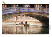 Plaza De Espana Rowboats Carry-all Pouch
