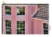 Beautiful Pink Turret - Boardwalk Plaza Hotel Annex - Rehoboth Beach Delaware Carry-all Pouch