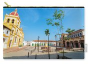 Plaza In Mompox Carry-all Pouch