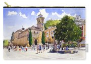 Plaza Nueva Carry-all Pouch