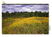 Pleasant Meadow Foreboding Sky Carry-all Pouch