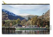 Pleasure Cruiser On Ullswater Carry-all Pouch