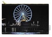 Pleasure Pier Ferris Wheel Carry-all Pouch