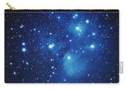 Pleiades Star Cluster Carry-all Pouch