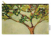Plein Air Garden Series No 8 Carry-all Pouch by Jennifer Lommers