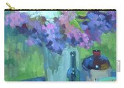 Plein Air Lilacs Carry-all Pouch