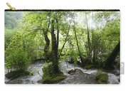 Plitvice Lakes Carry-all Pouch