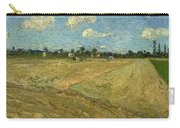 Ploughed Fields - The Furrows Carry-all Pouch