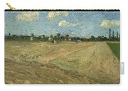 Ploughed Fields Carry-all Pouch