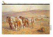 Ploughing Carry-all Pouch