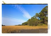 Pluff Mud And Salt Marsh At Hunting Island State Park Carry-all Pouch