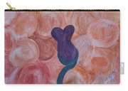Plum Flower Carry-all Pouch
