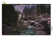 Plumas River In Sierras Carry-all Pouch