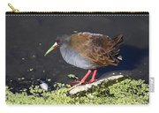 Plumbeous Rail Carry-all Pouch