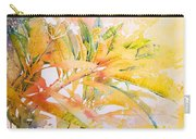 Plumeria Fireworks Carry-all Pouch