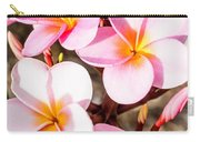 Plumerias Of Paradise 2 Carry-all Pouch