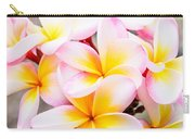 Plumerias Of Paradise 6 Carry-all Pouch