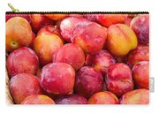 Plums In A Basket Carry-all Pouch