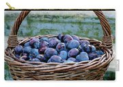 Plums In A Basket, Southern Bohemia Carry-all Pouch