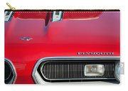 Plymouth Barracuda Grille Emblem Carry-all Pouch