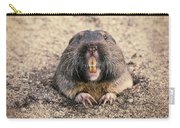 Pocket Gopher Chatting Carry-all Pouch