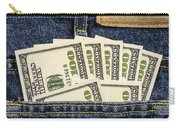 Pocketful Of Money E80 Carry-all Pouch