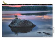 Poconos Sunset Mirror Carry-all Pouch