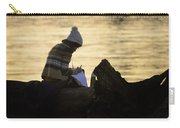 Poems By The Sea Carry-all Pouch