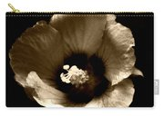Poetic Shadows Carry-all Pouch