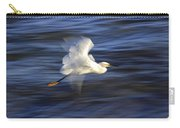Poetry In Motion, Malibu California Carry-all Pouch