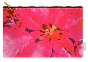 Poinsettia 1 Carry-all Pouch