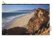 Point Dume Overlooking Zuma Beach Carry-all Pouch